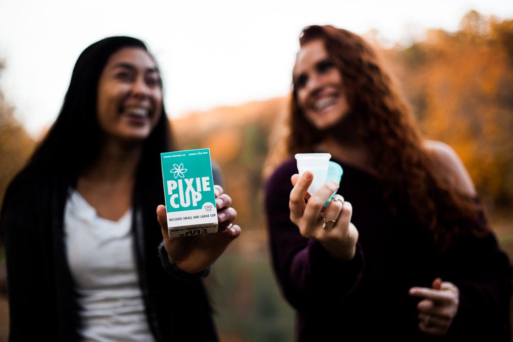 Pixie Menstrual Cup Review - is it better than pad?